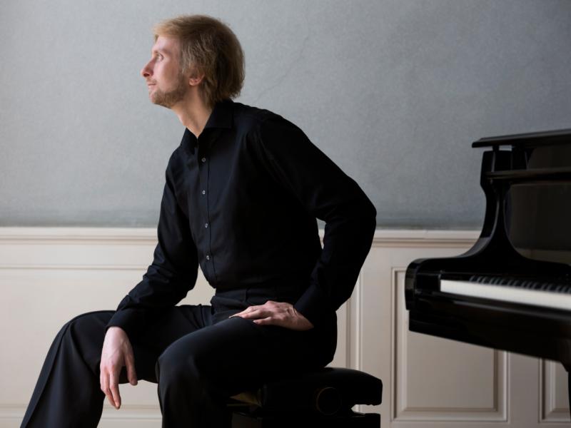 Ivo Kahánek klavírista